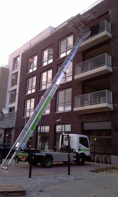 Goedkope verhuislift Den Haag