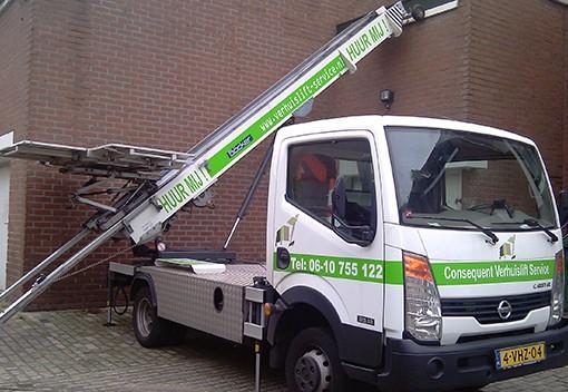Verhuis service
