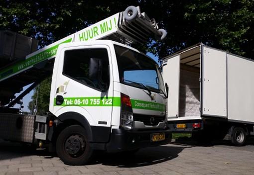 Goedkope verhuislift Dordrecht