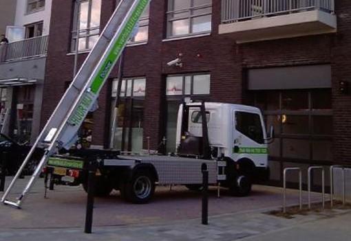 Verhuislift Dordrecht